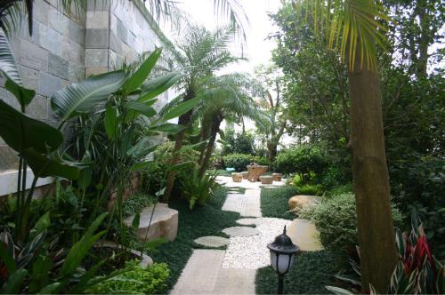 别墅庭院草坪种什么草最好?